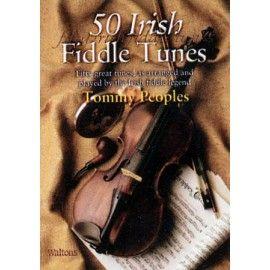 Violon - 50 Irish Fiddle tunes