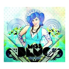 Miss Blue - BREIZH 'N BASS - DJ BLUE
