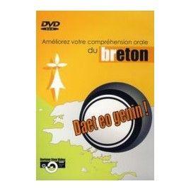 DVD - Améliorez votre comprehension orale du breton