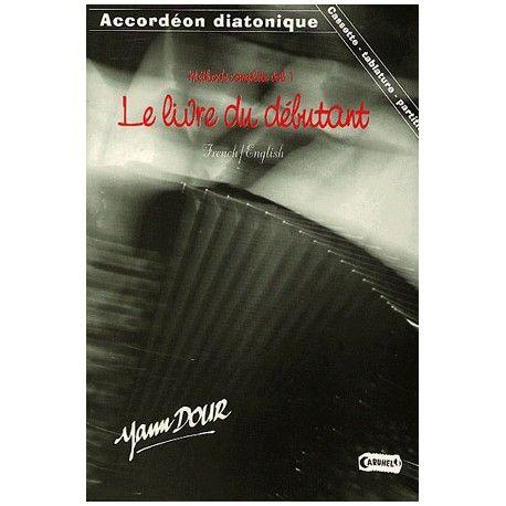 Méthode complète pour accordéon diatonique