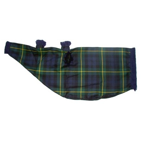 Housse en Tartan Écossais 100% laine