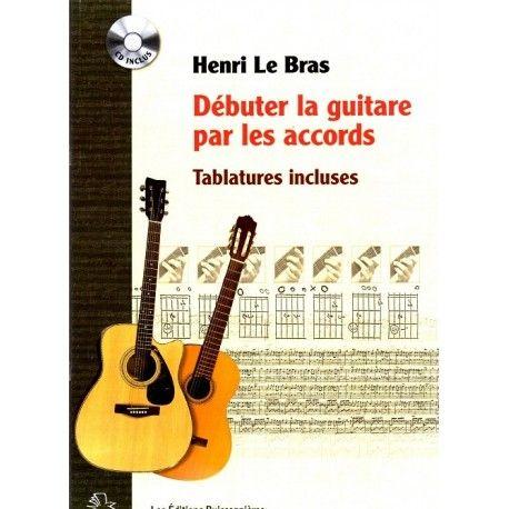 Débuter la guitare par les accords