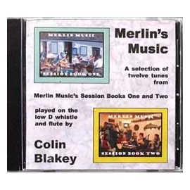 Merlin Music CD