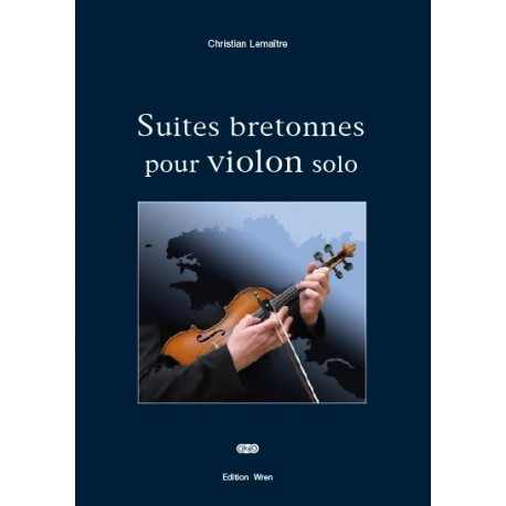 Violon - Suites bretonnes pour violon solo