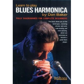Harmonica - Learn to play blues Harmonica