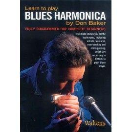 Harmonica - Learn to play blues Harmonica