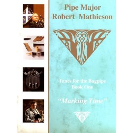 Pipe Major Robert Mathieson's collection