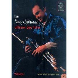 Uilleann pipe - The Davy Spillane Uilleann Pipe Tutor