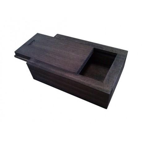 Boîte en bois pour anches