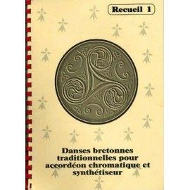 Recueil de danses bretonnes traditionnelles