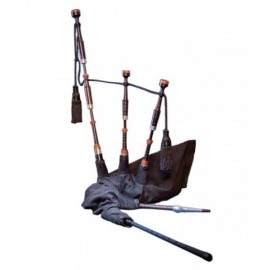 Folk Pipe - Blackwood - La