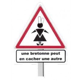 Une bretonne peut en cacher une autre