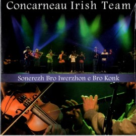 Concarneau Irish Team