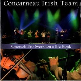 Concarneau Irish Team