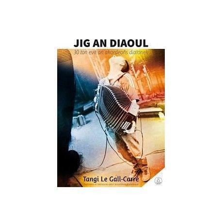 Jig an Diaoul - 30 ton evit an akordeoñs diatonek