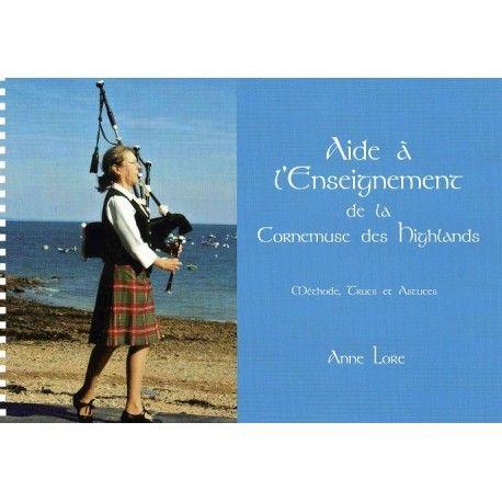 Aide à l'enseignement de la cornemuse des Highlands
