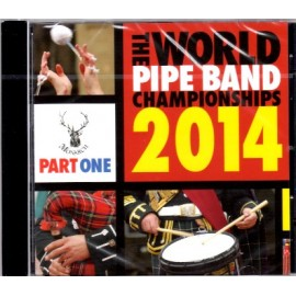 The world pipe band championships 2014  - CD