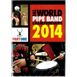 The world pipe band championships 2014  - DVD