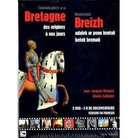 Connaissance de la Bretagne des origines à nos jours (2DVD - 5H)