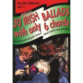 Play 50 Irish ballads with only 6 chords