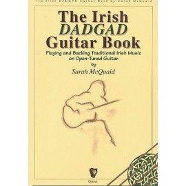 Guitare - The Irish Dadgad Guitar book (+CD)