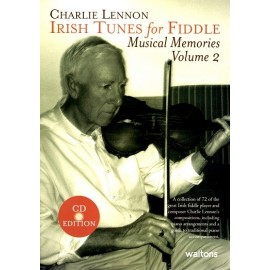 Violon - Irish tunes for fiddle - Charlie Lennon