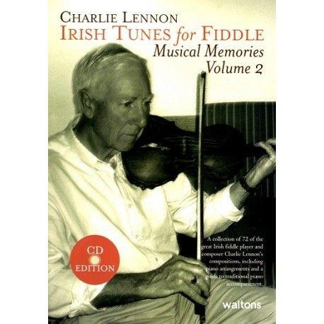Violon - Irish tunes for fiddle - Charlie Lennon