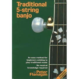 Banjo - Traditional 5-string Banjo