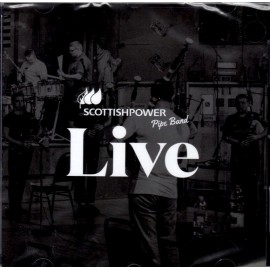 Live - Scottishpower pipe band