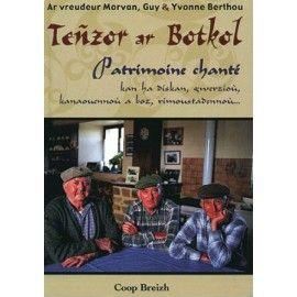 Teñzor ar Botkol