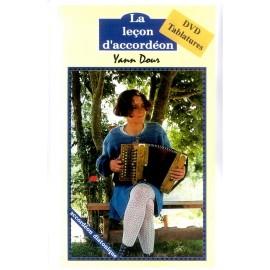 La leçon d'accordéon