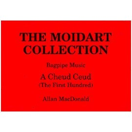 THE MOIDART COLLECTION - Alan MacDonald + CD