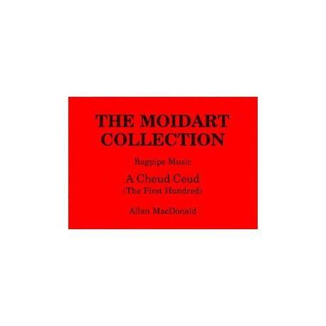 THE MOIDART COLLECTION - Alan MacDonald + CD