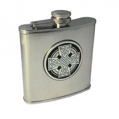 Flasque whisky - motifs celtiques