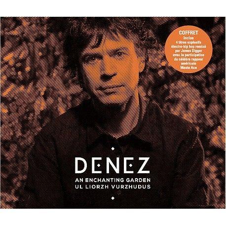 PRIGENT Denez - COFFRET CD ET REMIX - Ul Liorzh Vurzhudus