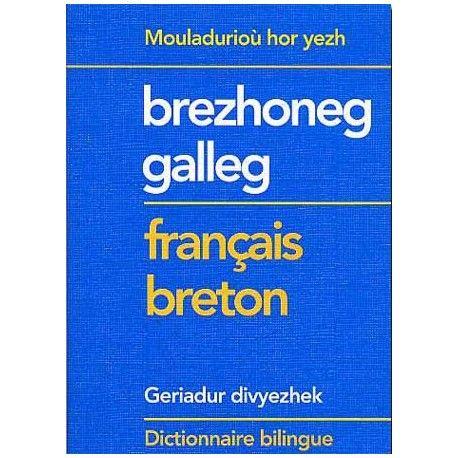 Dictionnaire Brezhoneg galleg