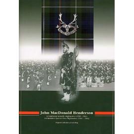 John MacDonald Henderson