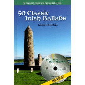 50 Classic Irish Ballads + CD