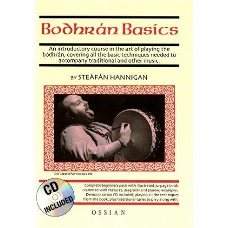 STEFAN HANNIGAN - BODHRÁN BASICS