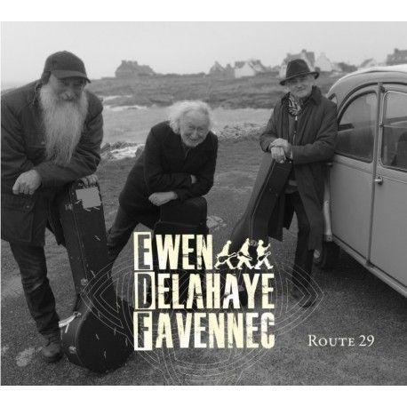 EWEN DELAHAYE FAVENNEC - ROUTE 29