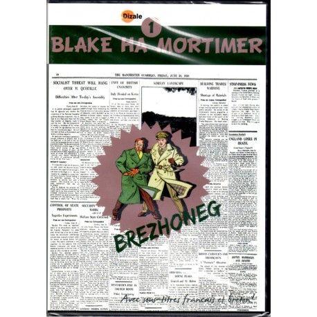 DVD - BLAKE & MORTIMER