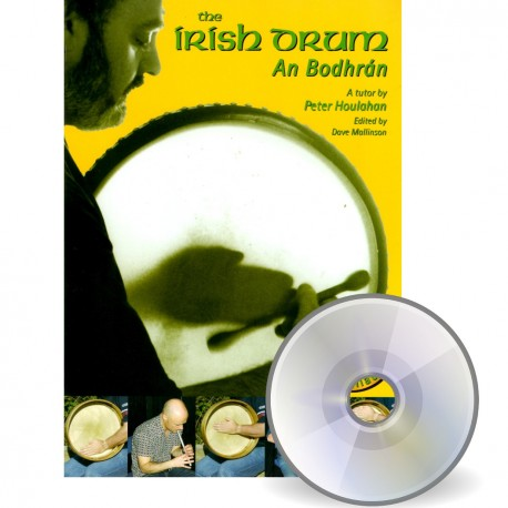 The Irish drum and Bodhran - Peter Houlahan