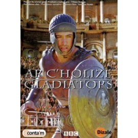DVD - AR C'HOLIZE - GLADIATORS