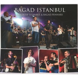 BAGAD PENHARS & KOLEKTIF ISTANBUL - Bagad Istanbul