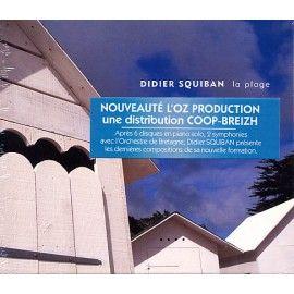 Didier SQUIBAN - La Plage