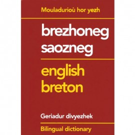 Geriadur brezhoneg-saozneg / english-breton