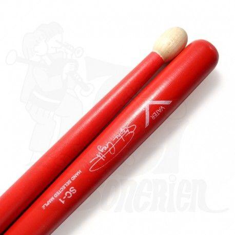 Paire de baguettes SC-1 Stephen CREIGHTON colorées