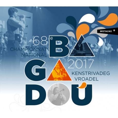 Brest 2017 - Championnat national des Bagadoù(CD /DVD)