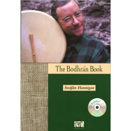 The Bodhran Book - Steafan Hannigan