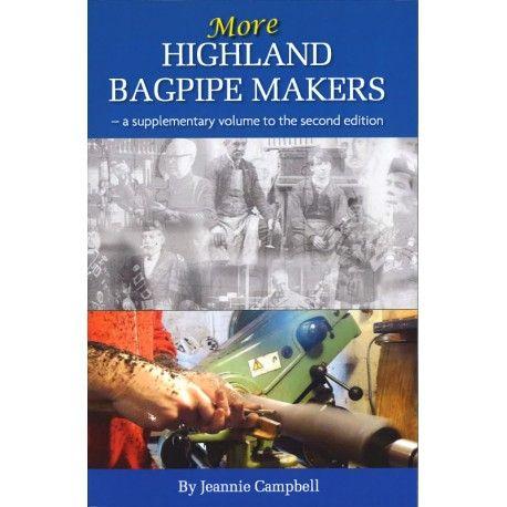 Fabricants de cornemuses Ecossaise. Supplément 2nd Edition